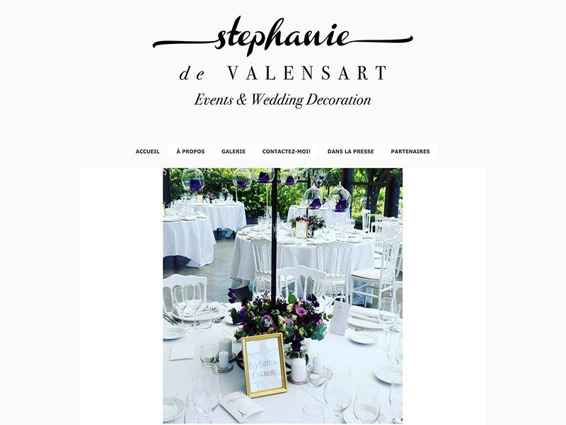 Stéphanie de Valensart